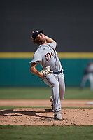 Detroit Tigers pitcher Max Green (65) during a Florida Instructional League intrasquad game on October 24, 2020 at Joker Marchant Stadium in Lakeland, Florida.  (Mike Janes/Four Seam Images)