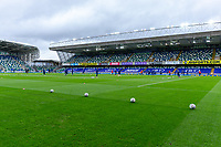 BELFAST, NORTHERN IRELAND - MARCH 28: Windsor Park during a game between Northern Ireland and USMNT at Windsor Park on March 28, 2021 in Belfast, Northern Ireland.