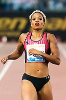Natasha Hastings USA 400m Women <br /> Roma 08-06-2017 Stadio Olimpico <br /> Iaaf Diamond League Golden Gala <br /> Meeting Atletica Leggera - Track and Fields <br /> Foto Andrea Staccioli / Insidefoto