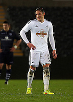 Pictured: Connor Roberts Monday 30 March 2015<br />