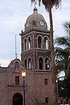 """Mission Loreto was founded on October 25, 1697 at the Monqui settlement of Conchó in the present city of Loreto, Baja California Sur, Mexico. Established by the Jesuit missionary Juan María de Salvatierra, this earliest successful mission in Baja California is sometimes considered """"head and mother of all the Spanish missions in Upper and Lower California."""""""