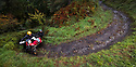 06/10/18<br /> <br /> Oliver Ayers & Brian Courage, Yamaha Wasp.<br /> <br /> After battling hours of heavy rain, competitors slither up a hill known as the corkscrew in near Kettleshulme in the Cheshire Peak District National Park. Hundreds of other cars and motorcycles took part in today's Edinburgh Trial. The Motorcyling Club's 94th annual long distance navigation trial started near Tamworth at midnight and finishes this afternoon near Buxton. The original trial ran from London to Edinburgh.<br /> <br /> All Rights Reserved: F Stop Press Ltd. +44(0)1335 344240  www.fstoppress.com www.rkpphotography.co.uk