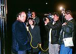 CARLO VERDONE INTERVISTATO ALL'USCITA DEL JACKIE O' ROMA 1997