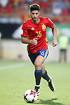Spain's Marco Asensio during FIFA World Cup 2018 Qualifying Round match. September 5,2016.(ALTERPHOTOS/Acero)