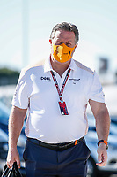 BROWN Zak (usa), Chief People & IT Officer of McLaren Racing, portrait during the Formula 1 Heineken Grande Prémio de Portugal 2021 from April 30 to May 2, 2021 on the Algarve International Circuit, in Portimao, Portugal -  <br /> FORMULA 1 : Grand Prix Portugal - Essais - Portimao - 30/04/2021<br /> Photo DPPI/Panoramic/Insidefoto <br /> ITALY ONLY