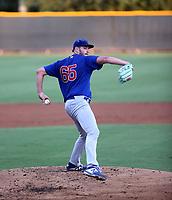 Luke Little - 2021 Arizona League Cubs (Bill Mitchell)