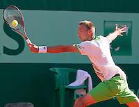 25-05-11, Tennis, France, Paris, Roland Garros, Thomas Schoorel