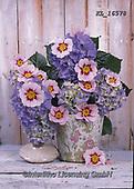 Interlitho-Alberto, FLOWERS, BLUMEN, FLORES, paintings+++++,flower vase,KL16578,#f#, EVERYDAY