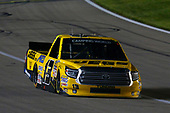 NASCAR Camping World Truck Series<br /> Toyota Tundra 250<br /> Kansas Speedway, Kansas City, KS USA<br /> Friday 12 May 2017<br /> Cody Coughlin, JEGS Toyota Tundra<br /> World Copyright: Russell LaBounty<br /> LAT Images<br /> ref: Digital Image 17KAN1rl_5340