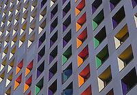 Simmons Hall, MIT, Cambridge, MA (Steven Holl = architect)