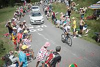Tony Martin (DEU/Etixx-Quickstep)<br /> <br /> Stage 18 (ITT) - Sallanches › Megève (17km)<br /> 103rd Tour de France 2016