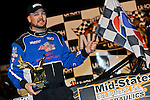 Feb 13, 2010; 10:24:13 PM; Barberville, FL., USA; The UNOH sponsored World of Outlaws event running the 39th Annual DIRTCar Nationals at Volusia Speedway Park.  Mandatory Credit: (thesportswire.net)