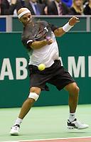 10-2-10, Rotterdam, Tennis, ABNAMROWTT, Marcos Baghdatis, James Blake