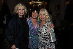 SANDRA CARRARO, MARINA LETTA E MARISA STIRPE<br /> SERATA IN ONORE DI PAOLA SANTARELLI  CAVALIERE DEL LAVORO<br /> HOTEL MAJESTIC ROMA 2010