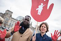 2019/02/11 Politik | Kindersoldaten | Red Hand Day