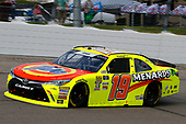 #19: Brandon Jones, Joe Gibbs Racing, Toyota Camry Menards/Tide