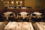 The Gotham Bar & Grill, Dining Room Tables & Place Settings, New York, New York
