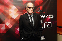 March 17,  2013 File Photo - Gabriel Arcand<br /> <br /> attend the 2013 Jutras Gala