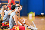 Jaime Fernandez during the training of Spanish National Team of Basketball. August 06, 2019. (ALTERPHOTOS/Francis González)
