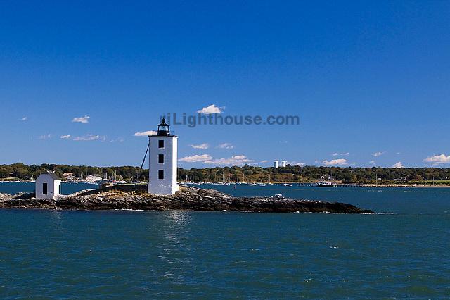 Dutch Island Light