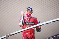 Jack Miller Ducati winner celebrates <br /> Jerez 03/05/2021 Spain MotoGP<br /> Photo Mediahouse.ducati.com / Insidefoto <br /> EDITORIAL USE ONLY