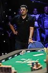 David Paredes had his pocket aces cracked when Sam Stein flopped a set of jacks.  Paredes is eliminated in 5th.