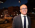 ANDREA SEVERINI<br /> COMPLEANNO VIRGINIA RAGGI - HOTEL BERNINI ROMA LUGLIO 2021<br /> ARRIVO DEGLI INVITATI