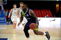 10-04-2021: Basketbal: Donar Groningen v ZZ Leiden: Groningen, Leiden speler Giddy Potts