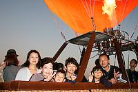 20120105 Hot Air Balloon Cairns 05 January
