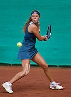 13-08-13, Netherlands, Raalte,  TV Ramele, Tennis, NRTK 2013, National Ranking Tennis Champ,  Jaimy-Gale van de Wal<br /> <br /> Photo: Henk Koster