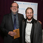 Arthur Rotch and guest attend the Second Annual SDCF Awards, A celebration of Excellence in Directing and Choreography, at the Green Room 42 on November 11, 2018 in New York City.