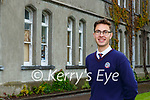 Kacper Bogalecki, a 5th year student in St. Brendan's College, Killarney who has been elected International Officer of the Irish Second-Level Students Union (ISSU).
