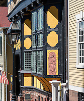 Fleur-de-Lys Studio exterior, home of the Providence Arts Club and national Historic Landmark, Providence, Rhode Island, USA