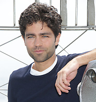 ADRIAN GRENIER<br /> at the Empire State Buliding <br /> Promoting film''Entourage'' 5-28-2015<br /> Photo By John Barrett/PHOTOlink