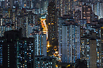 Hong Kong ultra wealthy in their high-rises by Julia Wimmerlin