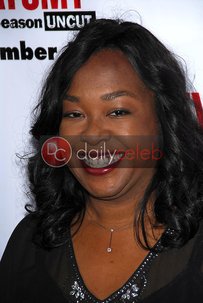 "Shonda Rhimes<br />at the ""Grey's Anatomy"" Season 2 DVD Launch Party. Social, Hollywood, CA. 09-05-06<br />Dave Edwards/DailyCeleb.com 818-249-4998"