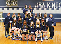 Volleyball Team and Individuals 3/10/2021