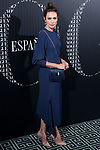 Nieves Alvarez attends a dinner in honor of Victoria Beckham organized by Vogue at Hotel Santo Mauro in Madrid, Spain. January 18, 2018. (ALTERPHOTOS/Borja B.Hojas)