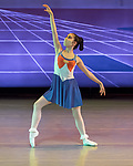"""Cary Ballet Company Performance of """"Flick of the Wrist"""", Spring Works 2021.  Photographed at A J Fletcher Opera Theater, Raleigh, 16 & 17 April 2021"""
