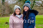 Enjoying a stroll in the Killarney National park on Sunday, l to r: Patricia and Ciara Moynihan.