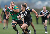 Action from the Canterbury Rugby League Grand Final between the Linwood Keas and Hornby Panthers at Nga Puna Wai in Christchurch, New Zealand on Sunday, 25 August 2019. Photo: Martin Hunter / lintottphoto.co.nz