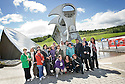Intercultural Patchwork Falkirk Wheel