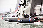 America's Cup World Series, San Francisco, Cslifornia, United States of America.
