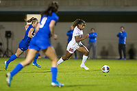 STANFORD, CA - NOVEMBER 22: Stanford, CA - November 22, 2019: Catarina Macario at Laird Q. Cagan Stadium. The Stanford Cardinal defeated Hofstra 4-0 in the second round of the NCAA tournament. during a game between Hofstra and Stanford Soccer W at Laird Q. Cagan on November 22, 2019 in Stanford, California.