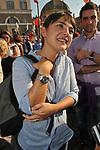 DEBORA SERRACCHIANI<br /> MANIFESTAZIONE PER LA LIBERTA' DI STAMPA PROMOSSA DAL FNSI<br /> PIAZZA DEL POPOLO ROMA 2009