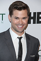 NEW YORK CITY, NY, USA - APRIL 07: Andrew Rannells at the Point Honors New York Gala 2014 held at the New York Public Library on April 7, 2014 in New York City, New York, United States. (Photo by Jeffery Duran/Celebrity Monitor)