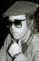 Elton John at Studio 54 1977<br /> Photo By Adam Scull/PHOTOlink.net