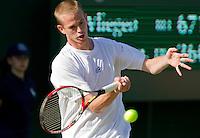 22-06-10, Tennis, England, Wimbledon, Vliegen