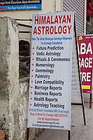 India, Rishikesh.  Astrology Consultation.