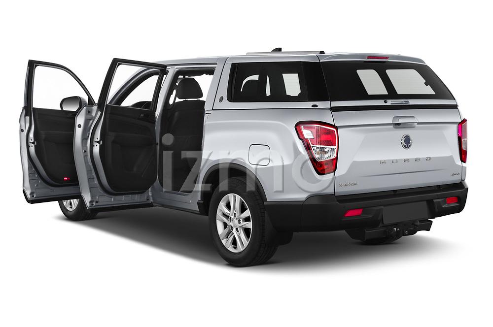 2020 Ssangyong Musso Quartz 4 Door Mini Van